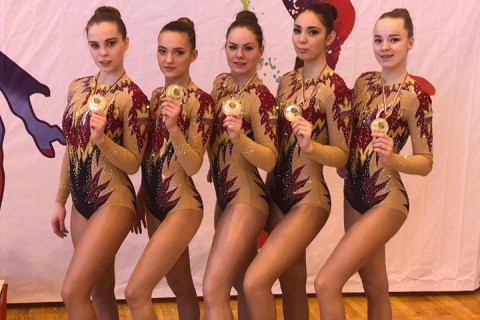 Заставка для - GYMNASTICS GIRLS TEAM